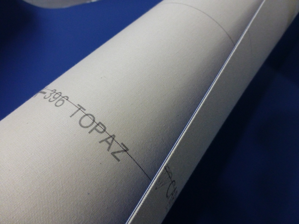 TOPAZ CARAT  SHEET FEED // PACKAGING // METAL