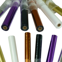 Several colors for paper and plastic